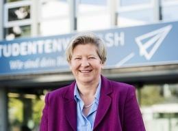 Geschäftsführerin Susann Schrader