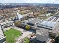 Vorschau: Der Hauptsitz des Studentenwerks SH in Kiel.