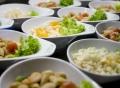 Vorschau: Salatauswahl restaurnat und bar campus vita