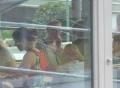 Vorschau: Studentinnen in der Cafeteria auf dem campus Landau
