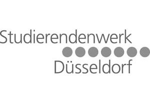Logo Studierendenwerk Düsseldorf