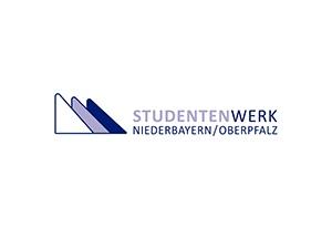 Logo des Studentenwerk Niederbayern/Oberpfalz