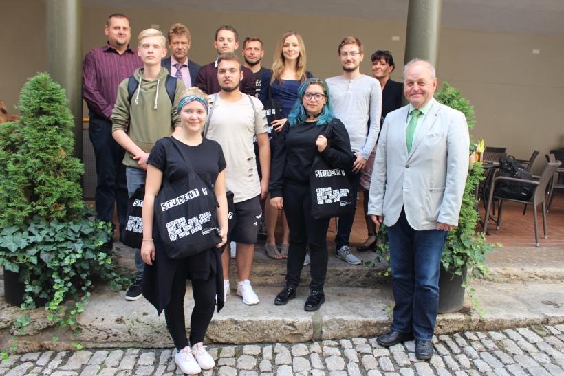 Neue Auszubildende im Studierendenwerk Thüringen
