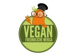 Logo der Organisation PETA, Aktion veganfreundlichte Mensa