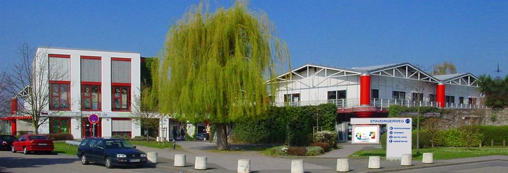 Verwaltungsgebäude stwmz