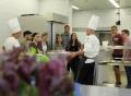Vorschau: Küchenparty in der Mensa an der Universität Augsburg