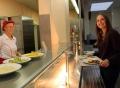 Vorschau: Essensausgabe in unserer Mensa