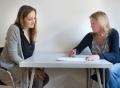 Vorschau: Gespräch in der Psychosozialen Beratungsstelle
