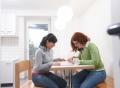 Vorschau: Studenten im Wohnheim